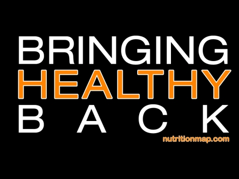 healthy_back Black SHIRT