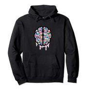hoodie black
